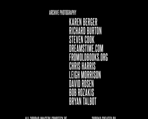 Future Shock credits